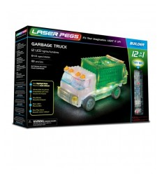 Laser pegs truck light 12-in-1 L12013 Giochi Preziosi- Futurartshop.com