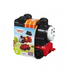 Thomas e friends veicolo costruibile personaggio James DXH47/DXH50 Mattel-Futurartshop.com