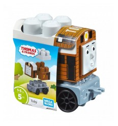 Thomas e friends veicolo costruibile personaggio Toby DXH47/FFD60 Mattel-Futurartshop.com