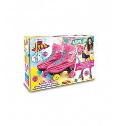 Soy Moon roller skate light up 32-33 YLU67100 Giochi Preziosi- Futurartshop.com