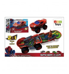 Spiderman Playset Coche 550735SP5 IMC Toys- Futurartshop.com