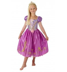 Costume rapunzel size L IT620490-L Rubie's- Futurartshop.com