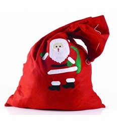 Mycket santa claus duk 60 x 90 cm IT00151 Rubie's- Futurartshop.com