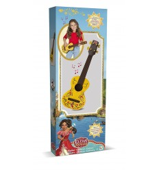 Elena de avalor guitarra con luces