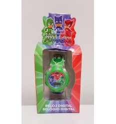 Orologio digitale in box PJ masks PJ-17026 4M-Futurartshop.com
