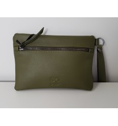 Pochette so pop verde militare 57845/6 Panini-Futurartshop.com