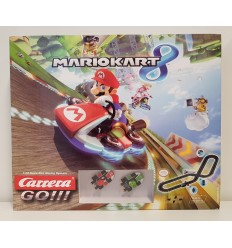 Track mario kart 8 circuit 5 metres with mario and yoshi