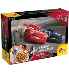 Electronic racing game cars 3