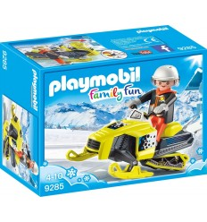 Playmobil 9285- motoslitta con personaggio 9285 Playmobil-Futurartshop.com
