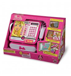 Barbie cash register GG00404 TV GG00404 Grandi giochi- Futurartshop.com