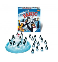Penguin Panic game 21293 Ravensburger- Futurartshop.com