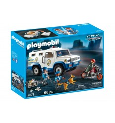 Security van 9371 Playmobil- Futurartshop.com