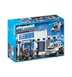 Playmobil 9372 Central police 9372 Playmobil- Futurartshop.com