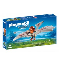 Playmobil 9342 krigare med hang-glider attack 9342 Playmobil- Futurartshop.com