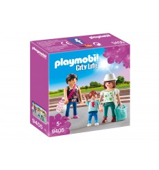 Playmobil 9405 shopping girls 9405 Playmobil- Futurartshop.com