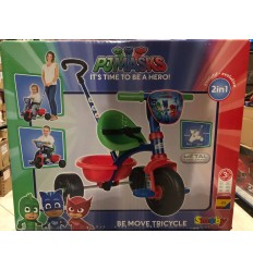 Pj masks triciclo be move 7600740325 Smoby-Futurartshop.com