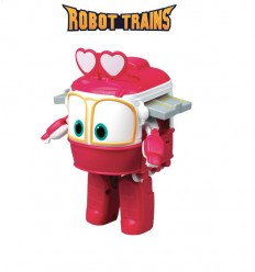 Robot trains, robot transformable selly 21737234/80167 Rocco Giocattoli- Futurartshop.com