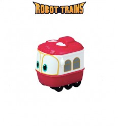 Robot trains vehicle die-cast character selly 20185623/8 Rocco Giocattoli- Futurartshop.com