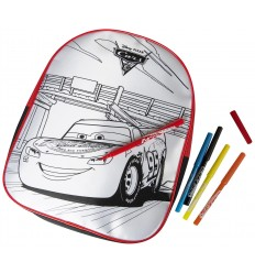 Cars 3 color your backpack DSC8-4253 - Futurartshop.com
