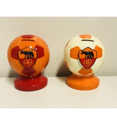 Pallone a salvadanaio AS Roma Nemesi-Futurartshop.com