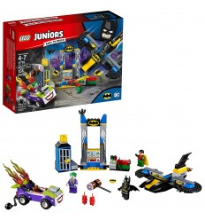 Lego 10753 Attacco alla bat-caverna di The joker 10753 Lego-Futurartshop.com