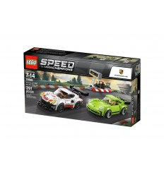 Lego 75888 porsche 911 RSR и 911 turbo 3.0 75888 Lego- Futurartshop.com