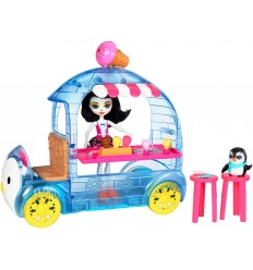Enchantimals camioncino dei gelati FKY58 Mattel-Futurartshop.com