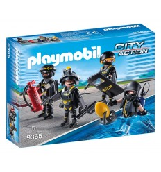 Playmobil 9365 Assault Team 9365 Playmobil- Futurartshop.com