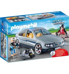 Playmobil 9361 Agents en civil 9361 Playmobil- Futurartshop.com