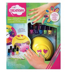 Crayola creations set nägel emoij 04-0422 Crayola- Futurartshop.com