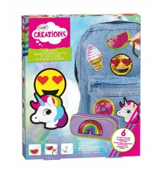 Crayola creations-set-flecken und pailletten 04-0423 Crayola- Futurartshop.com