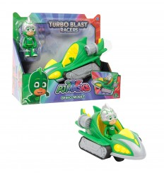 Автомобиль turbo blast glider pj masks gecomobile с персонажа PJM44000/3 Giochi Preziosi- Futurartshop.com