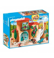 Playmobil 9420 Villa sunny Holiday 9420 Playmobil-Futurartshop.com