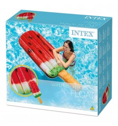 Intex airbed ice cream, watermelon 191 cm 58751EU Intex- Futurartshop.com
