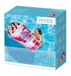 Intex надувной матрас berry pink 198 х 107 см 58777 Intex- Futurartshop.com
