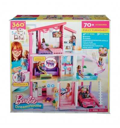 Barbie - dream House with slide