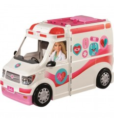 L'ambulanza di Barbie FRM19 Mattel-Futurartshop.com