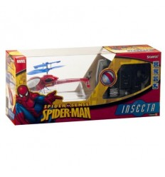 Spiderman Insecta Helicopter with infrared lights 20731393 Rocco Giocattoli- Futurartshop.com