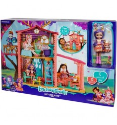 Enchantimals casa dei cerbiatti FRH50 Mattel-Futurartshop.com