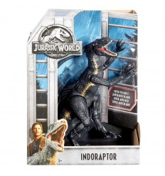 Jurassic World Indodino base 16 cm FVW27 Mattel- Futurartshop.com