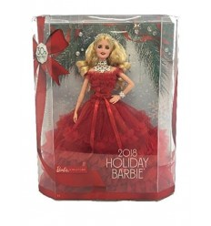 Barbie doll magic of the holidays 2018