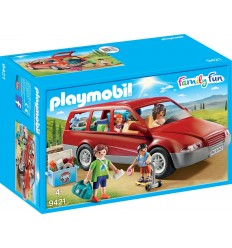 Playmobil 9421 Auto familiare con personaggi e accessori 9421 Playmobil-Futurartshop.com