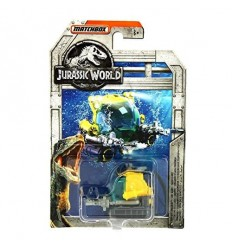 Jurassic World Underwater Vehicle avgrunden FMW90/FMX07 Mattel- Futurartshop.com
