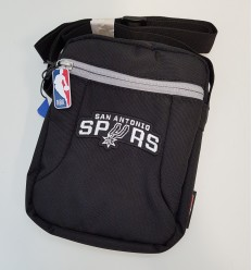 Shoulder strap NBA san antonio spurs black 58506/5 Panini- Futurartshop.com