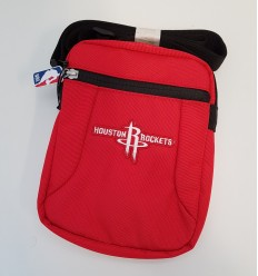 Shoulder bag NBA houston rockets red 58506/7 Panini- Futurartshop.com