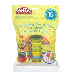 Play-Doh Party bag 15 pezzi 18367EU40 Hasbro-Futurartshop.com
