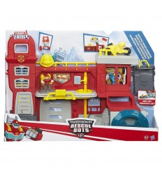 Transformers fire station B5210EU40 Hasbro- Futurartshop.com