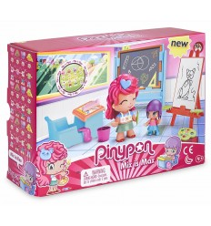 Pinypon arte in classe 700014081 Famosa-Futurartshop.com