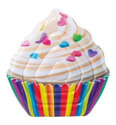 Intex luftmatratze cupcake 142 cm 58770EU Intex- Futurartshop.com