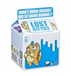 Lost Kitties packaging with the character E4459EU40 Hasbro- Futurartshop.com